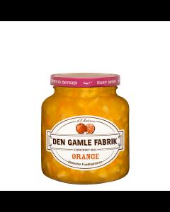 Den Gamle Fabrik »Fruchtaufstrich Orange«