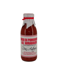 Don Antonio »Sugo al Arrabbiata«
